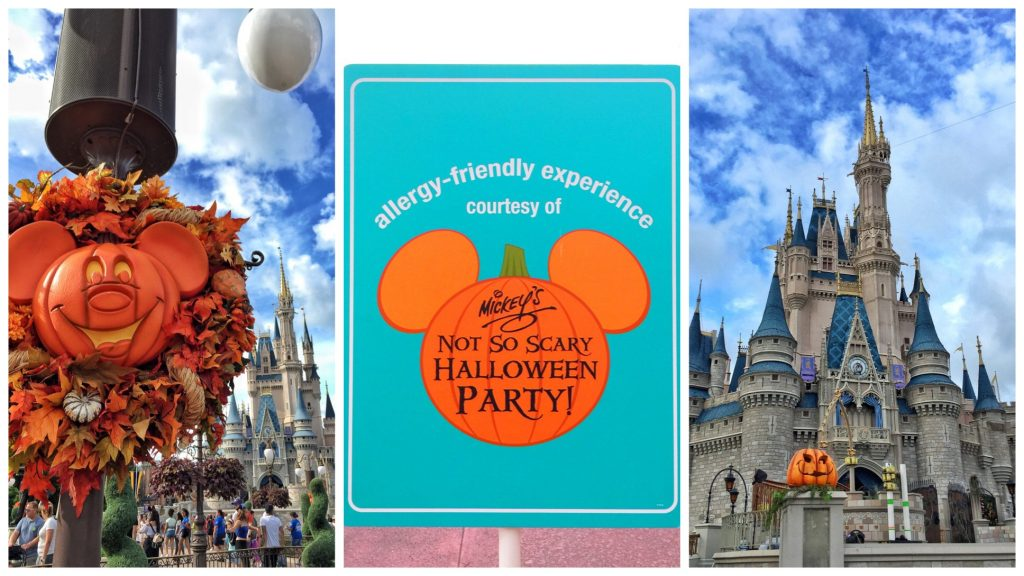 Vegan Guide to Mickey's Not So Scary Halloween Party in the Magic Kingdom at Walt Disney World