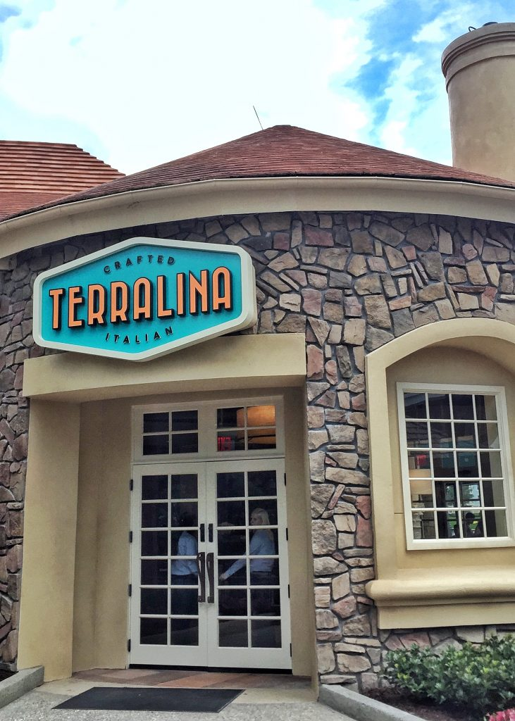 Vegan Food Review: Terralina Crafted Italian in Disney Springs