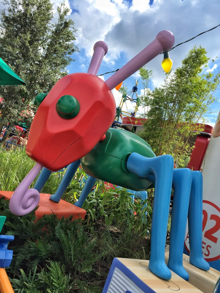 Walt Disney World's Toy Story Land in Disney's Hollywood Studios