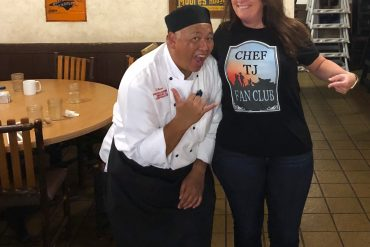 Chef TJ Vegan Experience at Trail's End Restaurant at Disney's Fort Wilderness Resort and Campground
