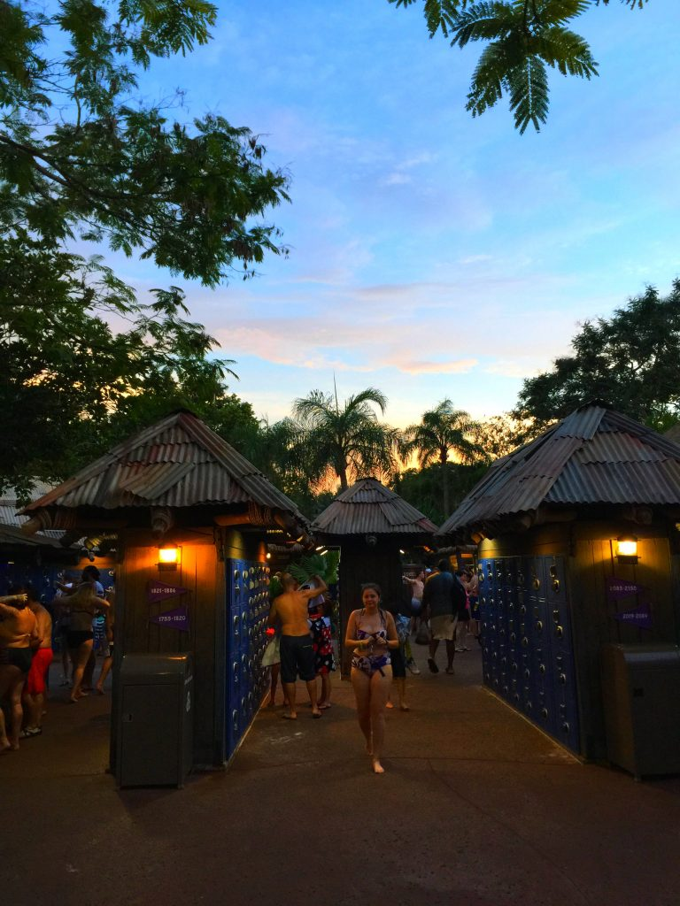 H2O Glow Nights at Disney's Typhoon Lagoon