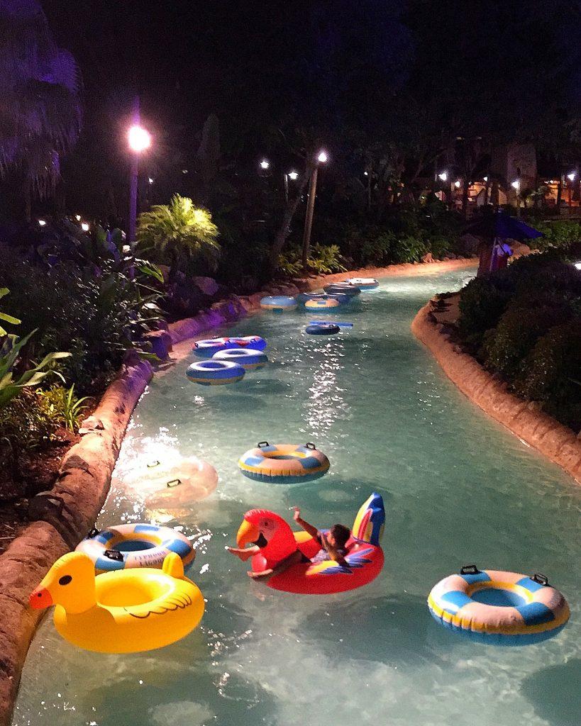 H2O Glow Nights at Disney's Typhoon Lagoon