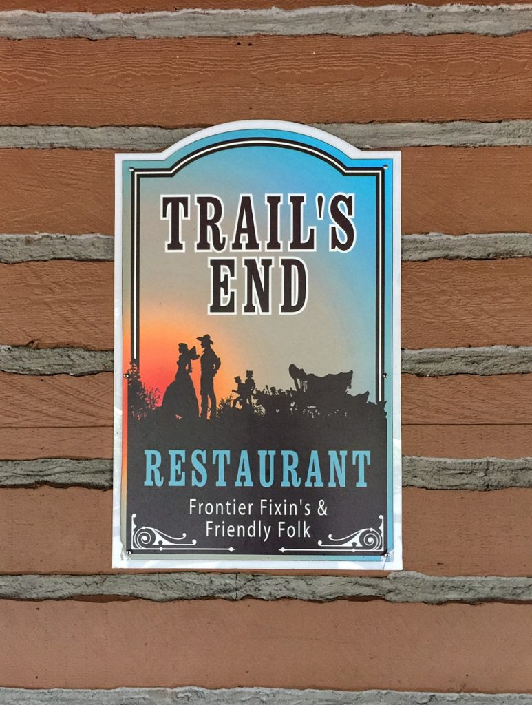 An Epic Vegan Food Review: Trail's End Restaurant Dinner at Disney's Fort Wilderness Resort and Campground with Chef TJ
