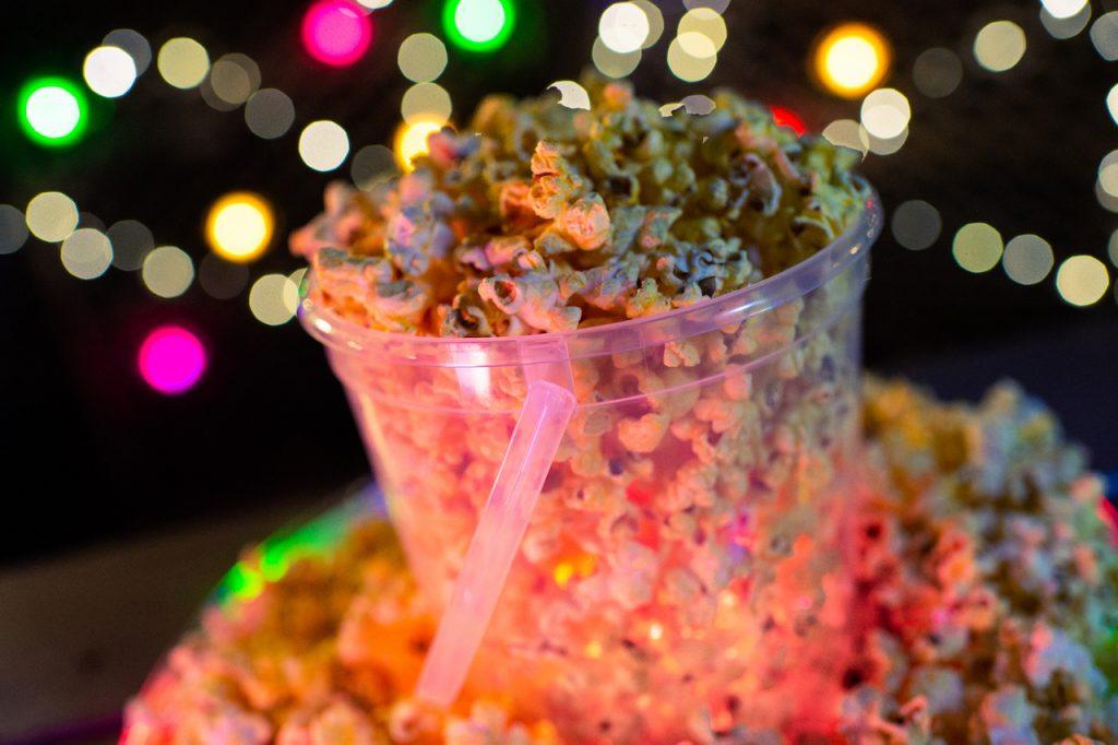 H2O Glow Nights at Disney's Typhoon Lagoon - Light Up Popcorn Bucket
