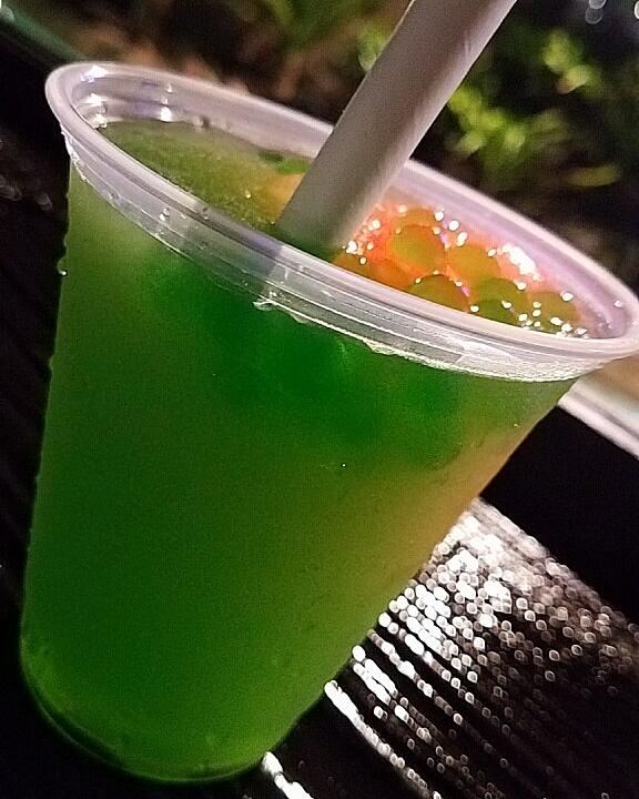 H2O Glow Nights at Disney's Typhoon Lagoon - Glowing Margarita