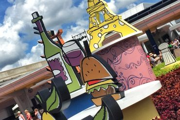 Vegan Guide to the Epcot International Food and Wine Festival in Walt Disney World