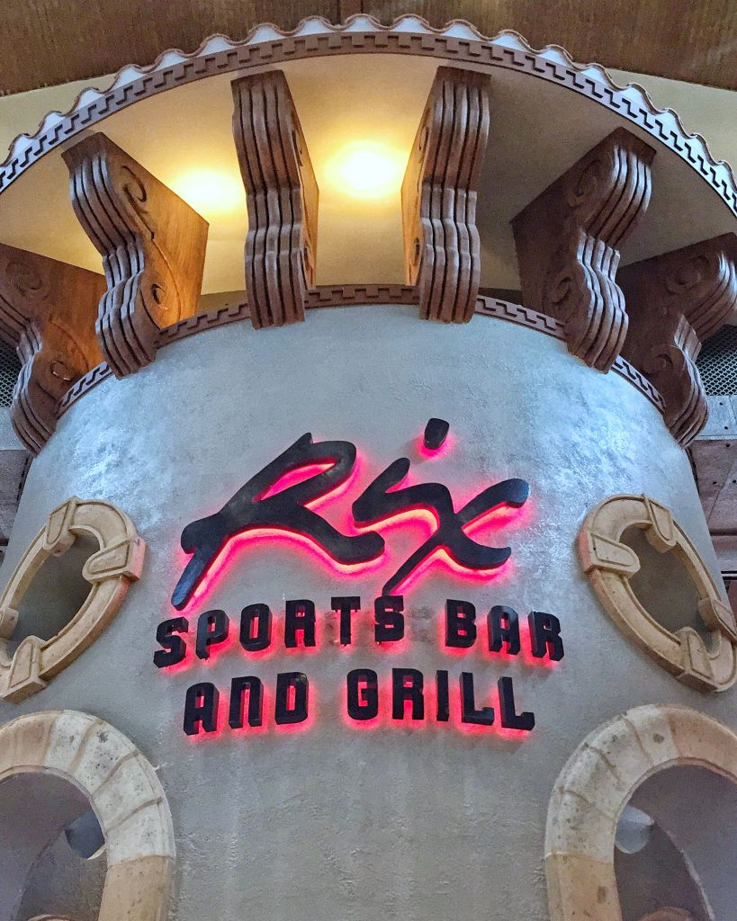 Your Comprehensive Guide to Vegan Disney Food Options at Rix Sports Bar & Grill in Disney's Coronado Springs Resort