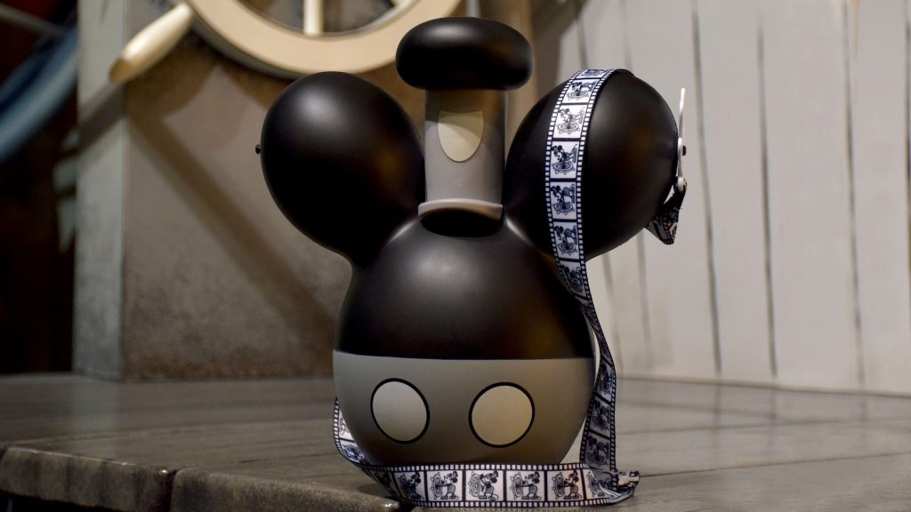 Disney Steamboat Willie Balloon Popcorn Bucket