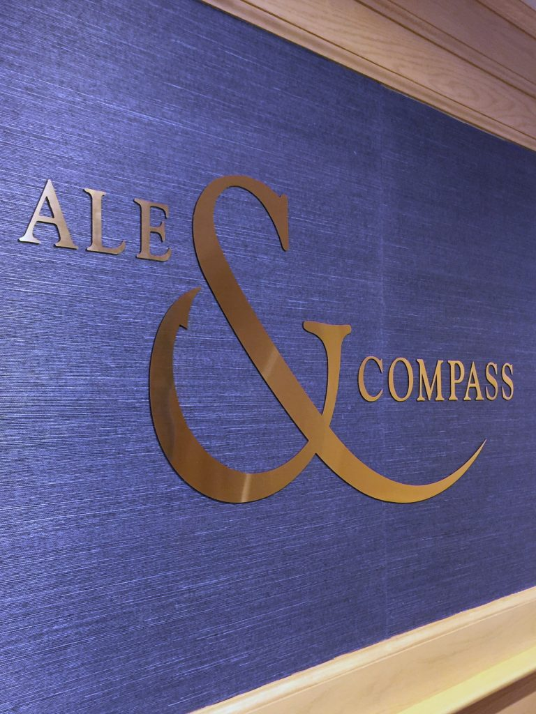 Vegan Disney Food Review: Ale & Compass Restaurant at Disney's Yacht Club Resort
