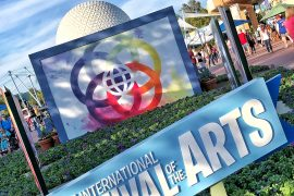 Epcot International Festival of the Arts Vegan Food Guide