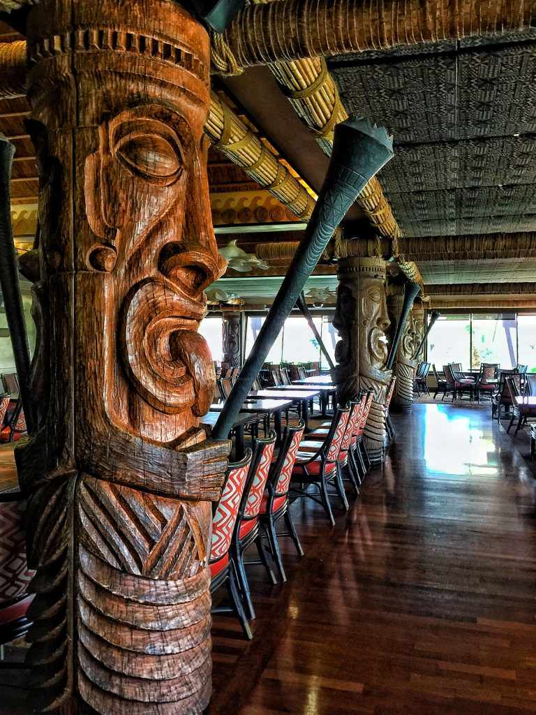 Vegan Disney Food Review: Dinner at 'Ohana in Disney's Polynesian Village Resort
