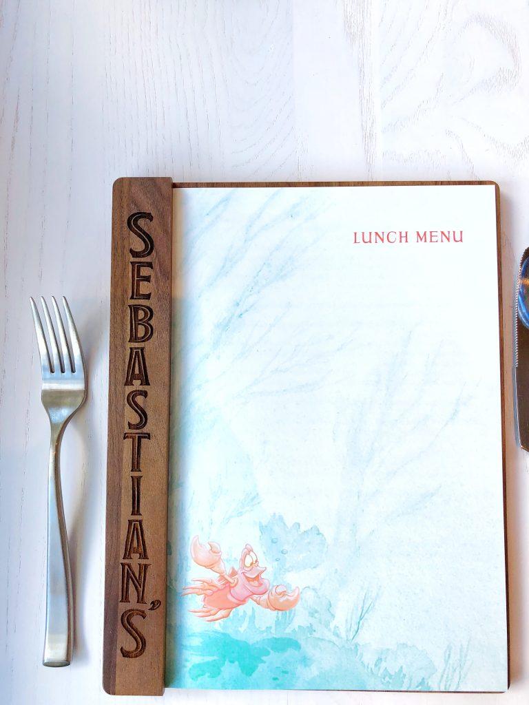 Vegan Disney Food Review: Sebastian's Bistro at Caribbean Beach Resort