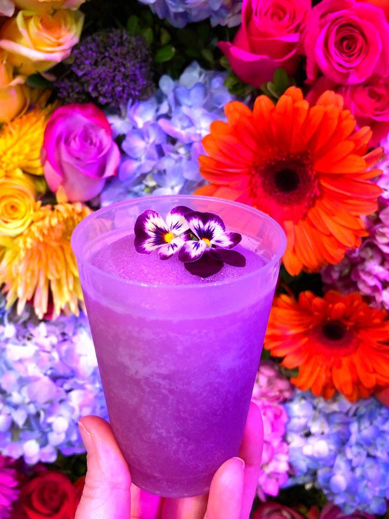 The Complete Epcot International Flower and Garden Festival Vegan Disney Food Guide