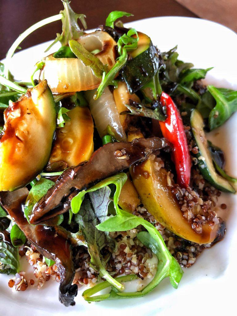 Vegan Disney Food Review: Geyser Point Bar & Grill at Disney's Wilderness Lodge