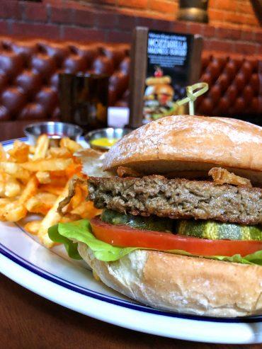 Vegan Disney Food Review: Lunch at The Edison in Disney Springs