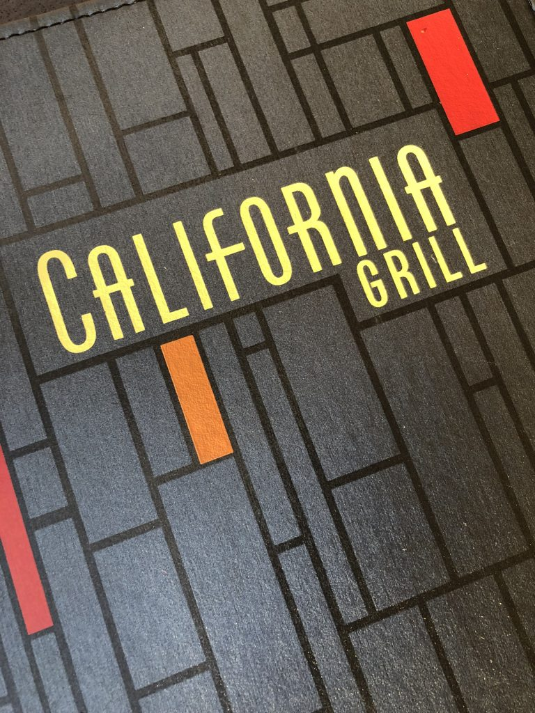 Vegan Disney Food Review: California Grill at the Contemporary Resort