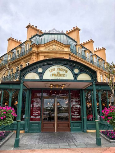 Vegan Disney Food Review: Lunch at Chefs de France in Epcot