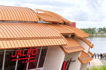 Vegan Disney Food Review: Jaleo by Jose Andres in Disney Springs