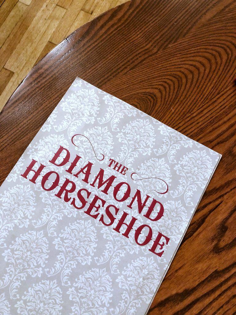 Vegan Disney Food Review: Lunch at The Diamond Horseshoe in Magic Kingdom