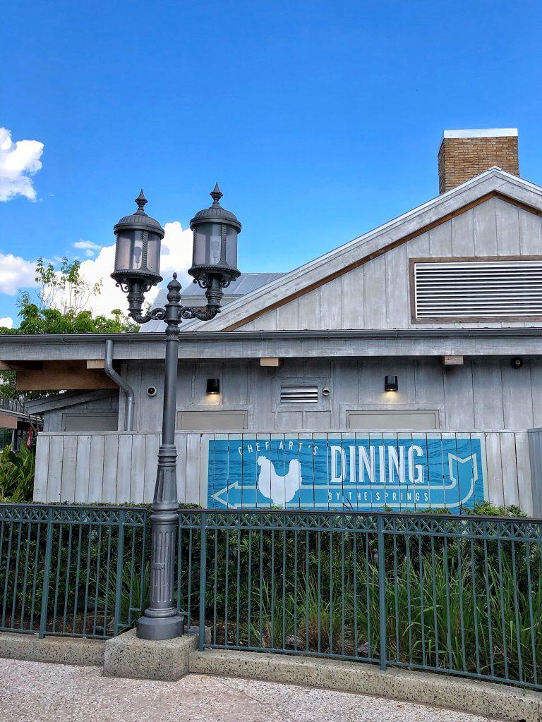 Vegan Disney Food Review: Homecomin' Kitchen in Disney Springs