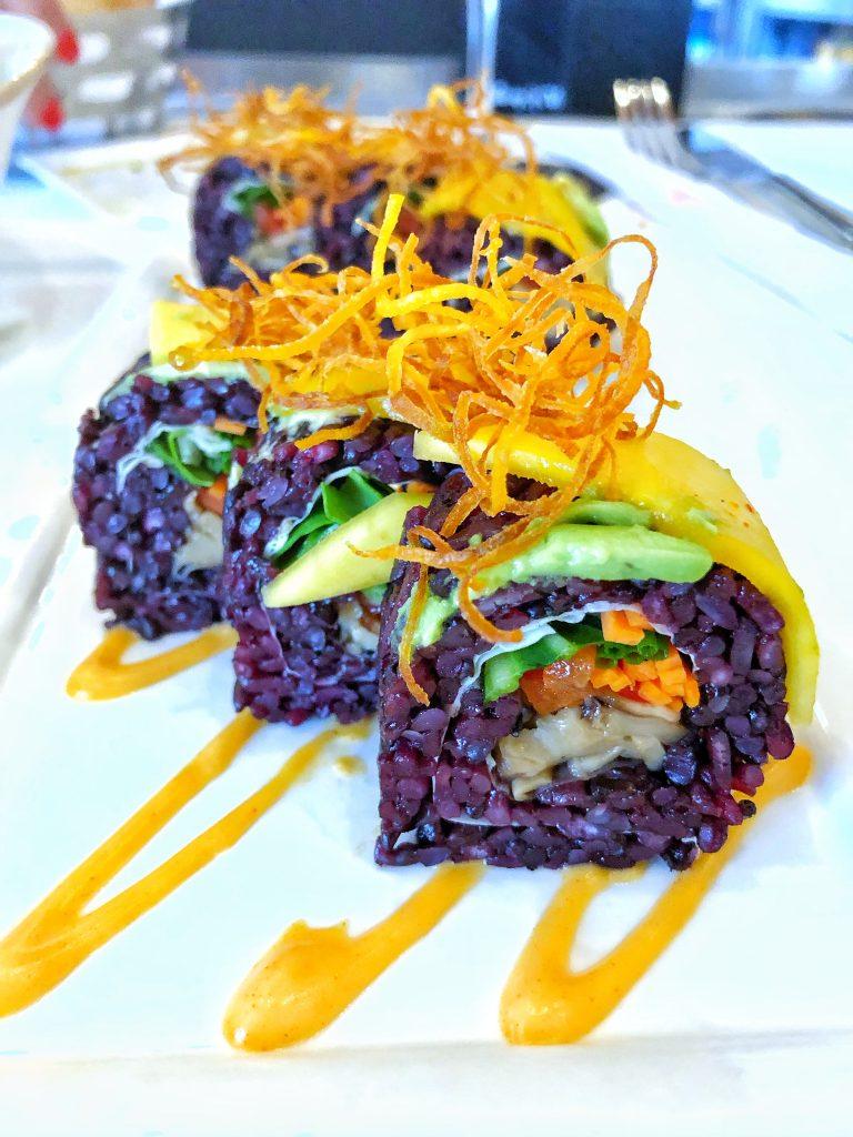 Vegan Disney Food Review: California Grill at the Contemporary Resort