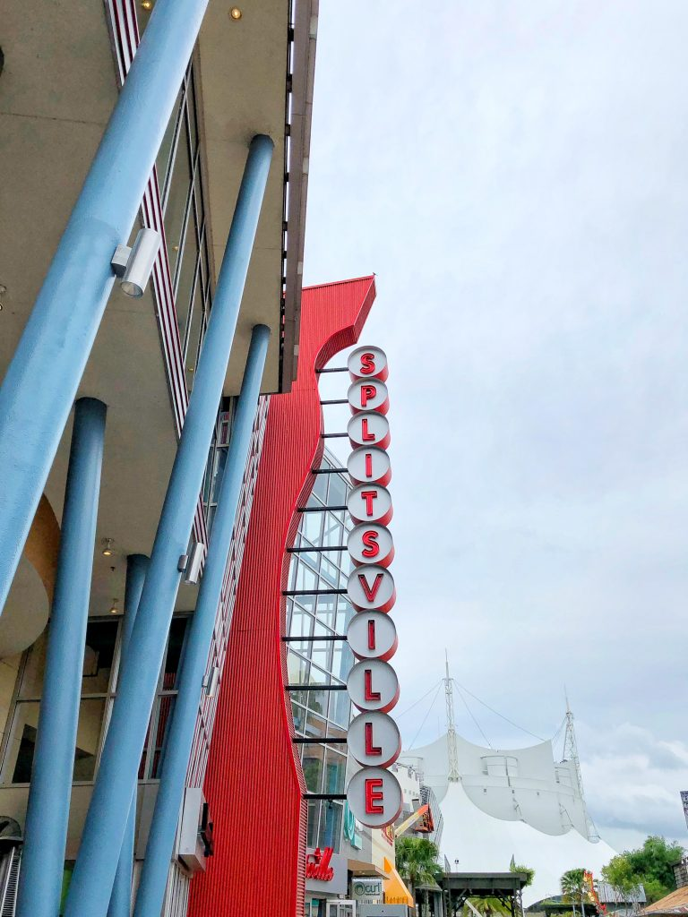 Vegan Disney Food Review: Splitsville in Disney Springs at Walt Disney World