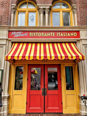 Vegan Disney Food Review: Mama Melrose's in Disney's Hollywood Studios
