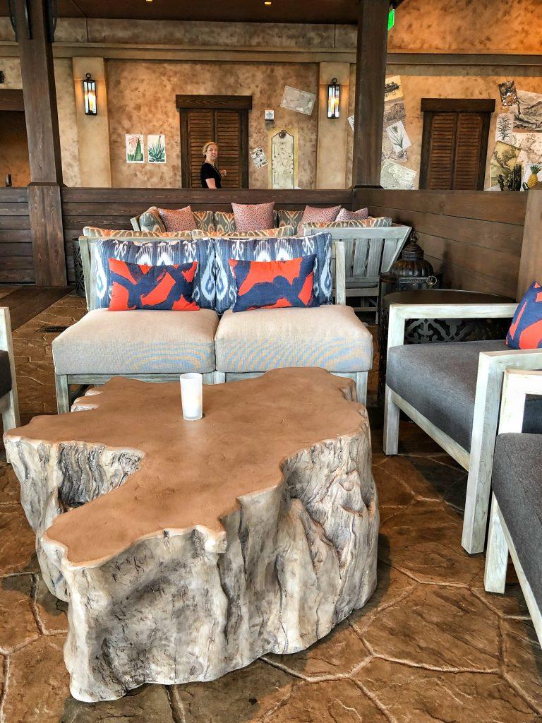 What's Vegan at Three Bridges Bar & Grill at Villa del Lago in Disney's Coronado Springs Resort?