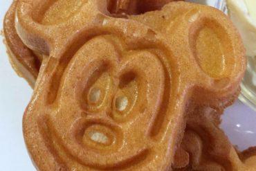 Vegan Walt Disney World - Vegan Mickey Waffles at Boma in Disney's Animal Kingdom Lodge