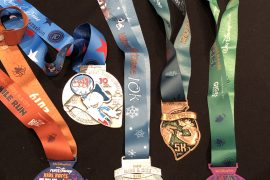 2019 runDisney Wine & Dine Race Medals Revealed