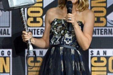 Disney News - MARVEL Female Vegan Superhero Mighty Thor Coming to MCU