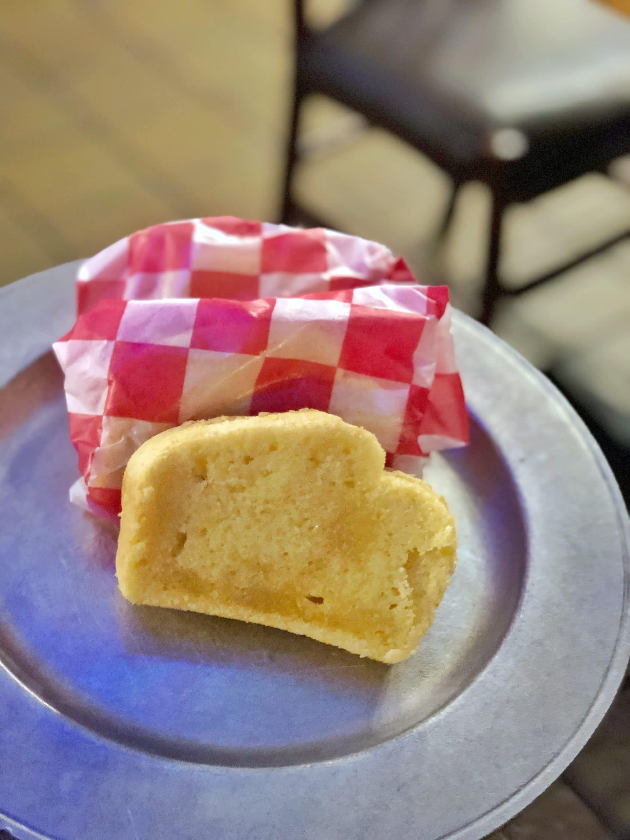 Vegan at Trails End at Disney's Ft Wilderness Resort and Campground {Without Chef TJ} - Cornbread