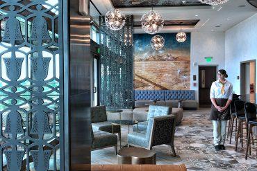 What's Vegan at the Dahlia Lounge at Disney's Coronado Springs Gran Destino Tower