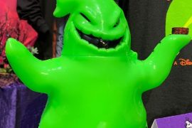Oogie Boogie Bash Sipper to Premiere in Disney California Adventure this Halloween