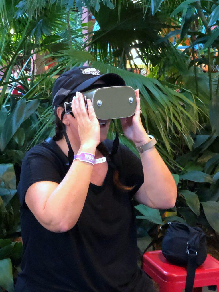 What's Vegan at Circle of Flavors: Harambe at Night in Animal Kingdom? - Virtual Reality Experience
