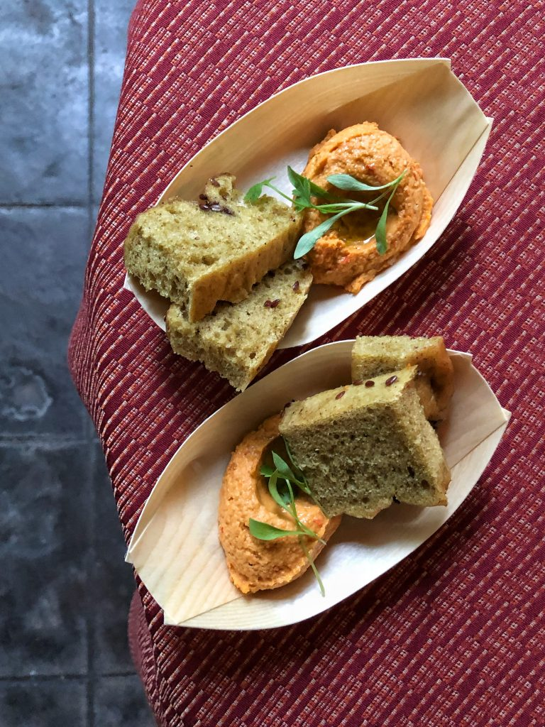 What's Vegan at Circle of Flavors: Harambe at Night in Animal Kingdom? - Bread and Hummus