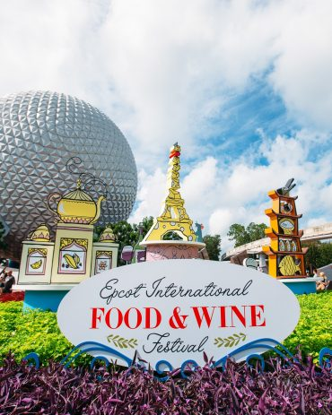 Vegan Options at the Epcot International Food and Wine Festival