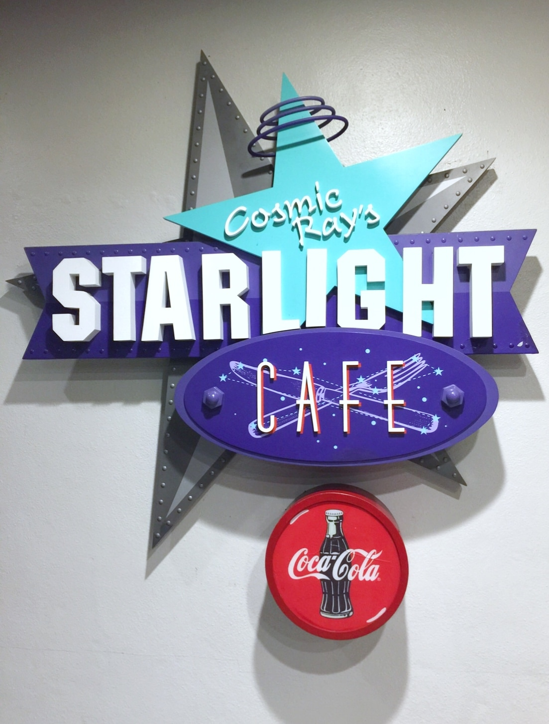Vegan Sloppy Joe at Cosmic Ray's Starlight Cafe in the Magic Kingdom at Walt Disney World