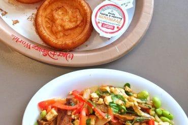 Vegan Breakfast Options at Walt Disney World's Art of Animation Resort