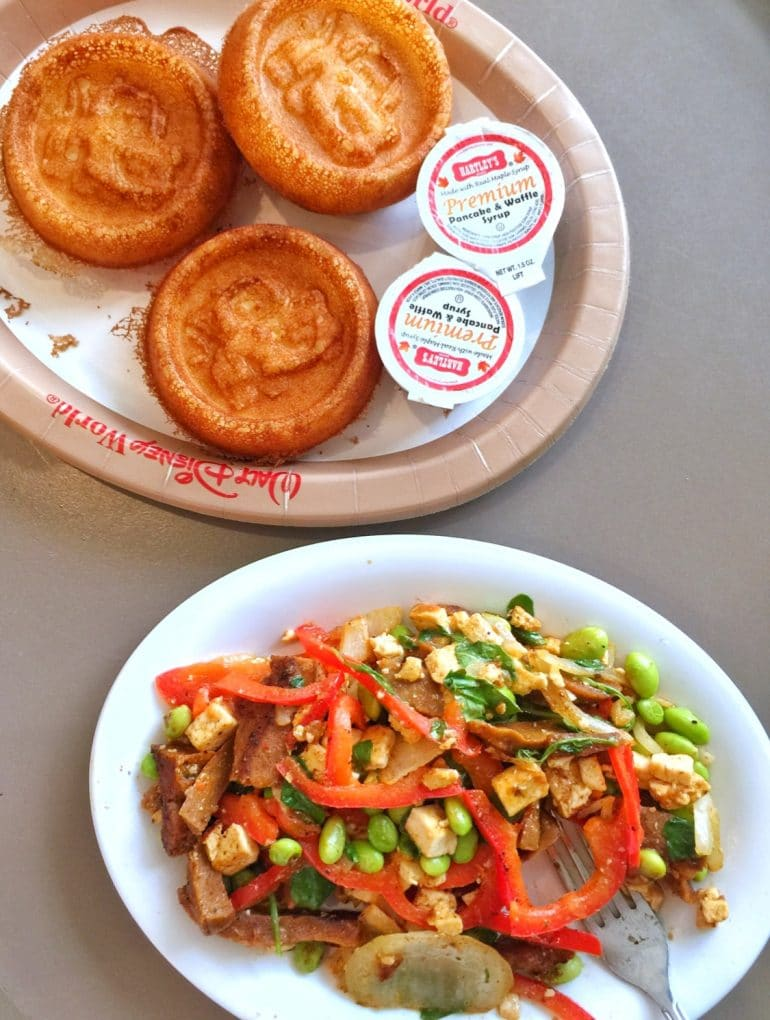 Vegan Breakfast Options At Walt Disney
