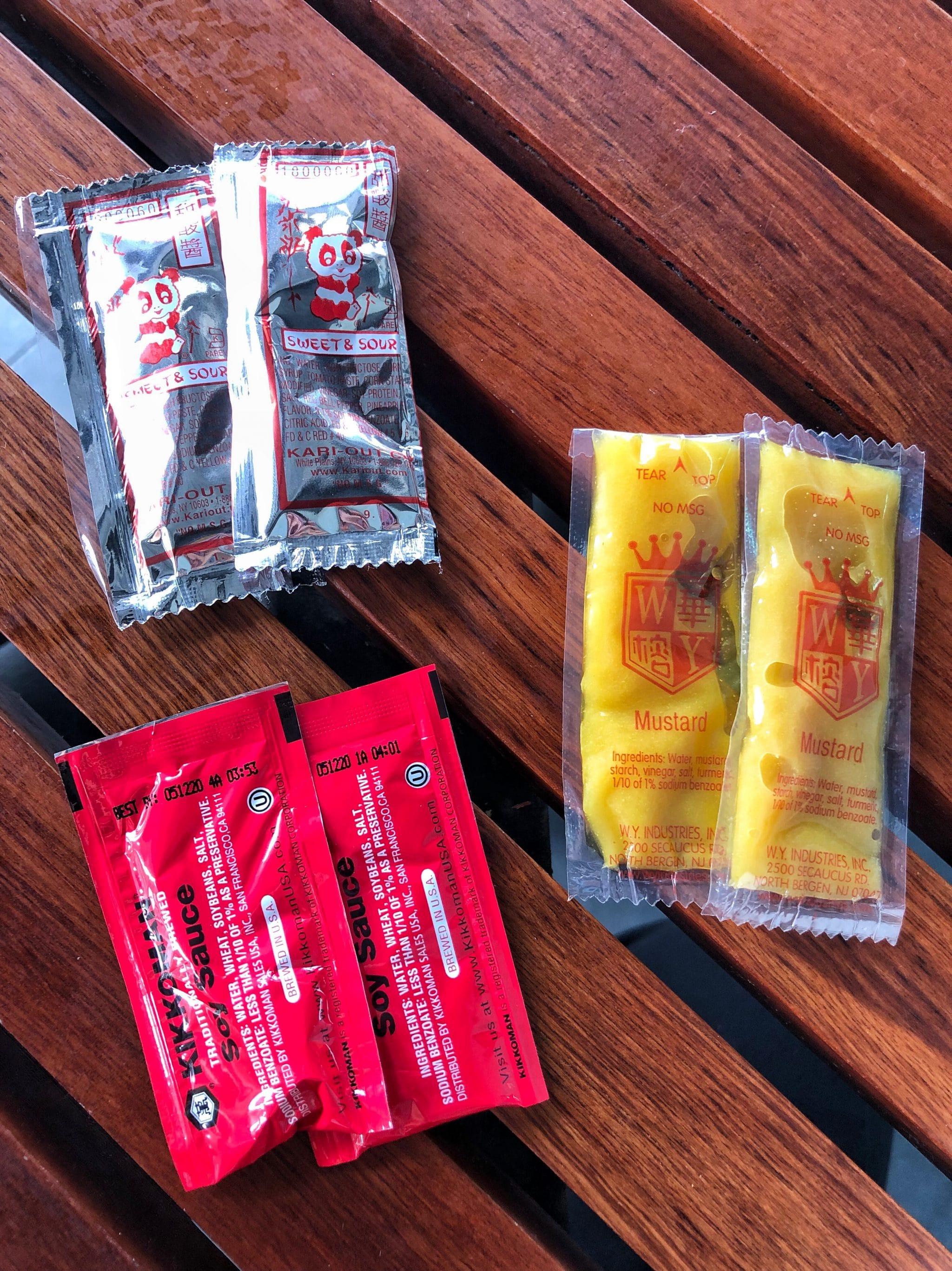 Vegan Options at Morimoto Asia Street Food in Disney Springs at Walt Disney World