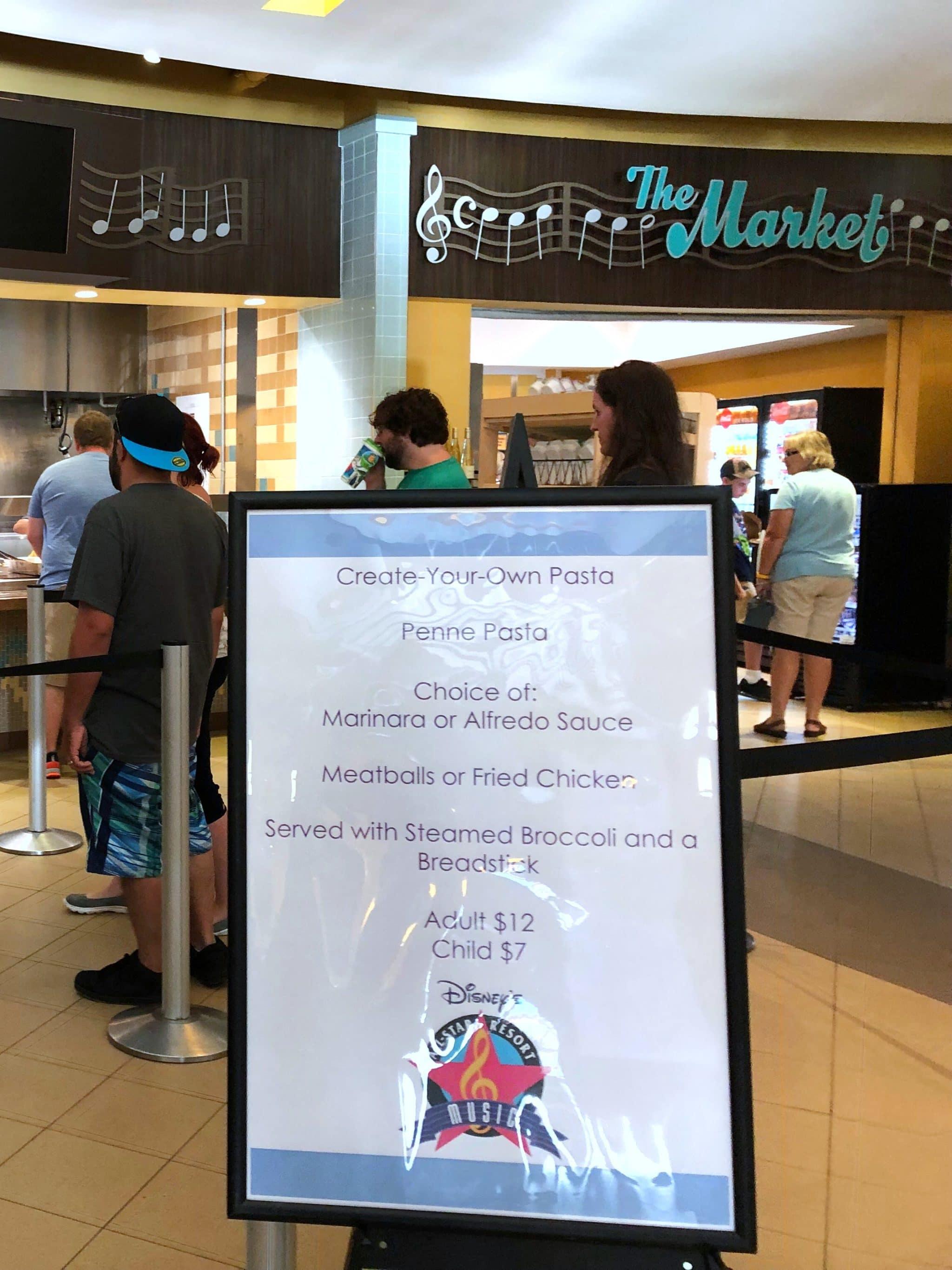 Disney Value Resorts Offer an Abbreviated Menu During Hurricane Dorian