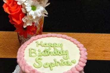 Where to Get a Vegan Birthday or Anniversary Cake at Walt Disney World