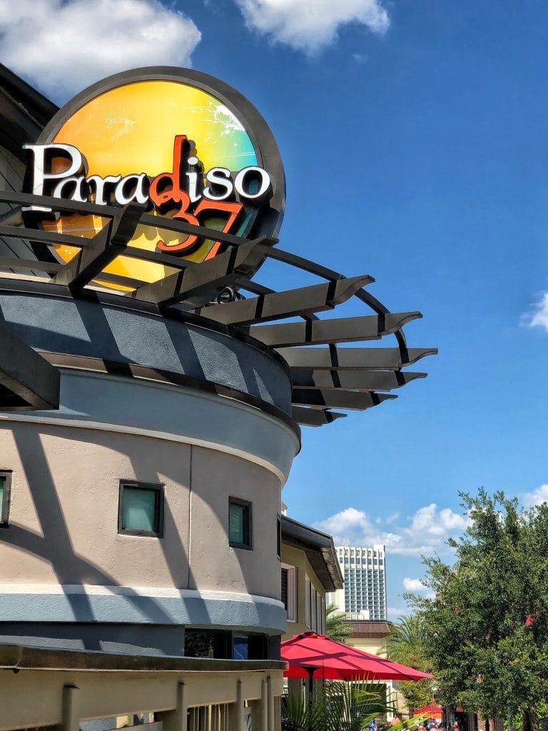 Vegan Options at Paradiso 37 in Disney Springs at Walt Disney World