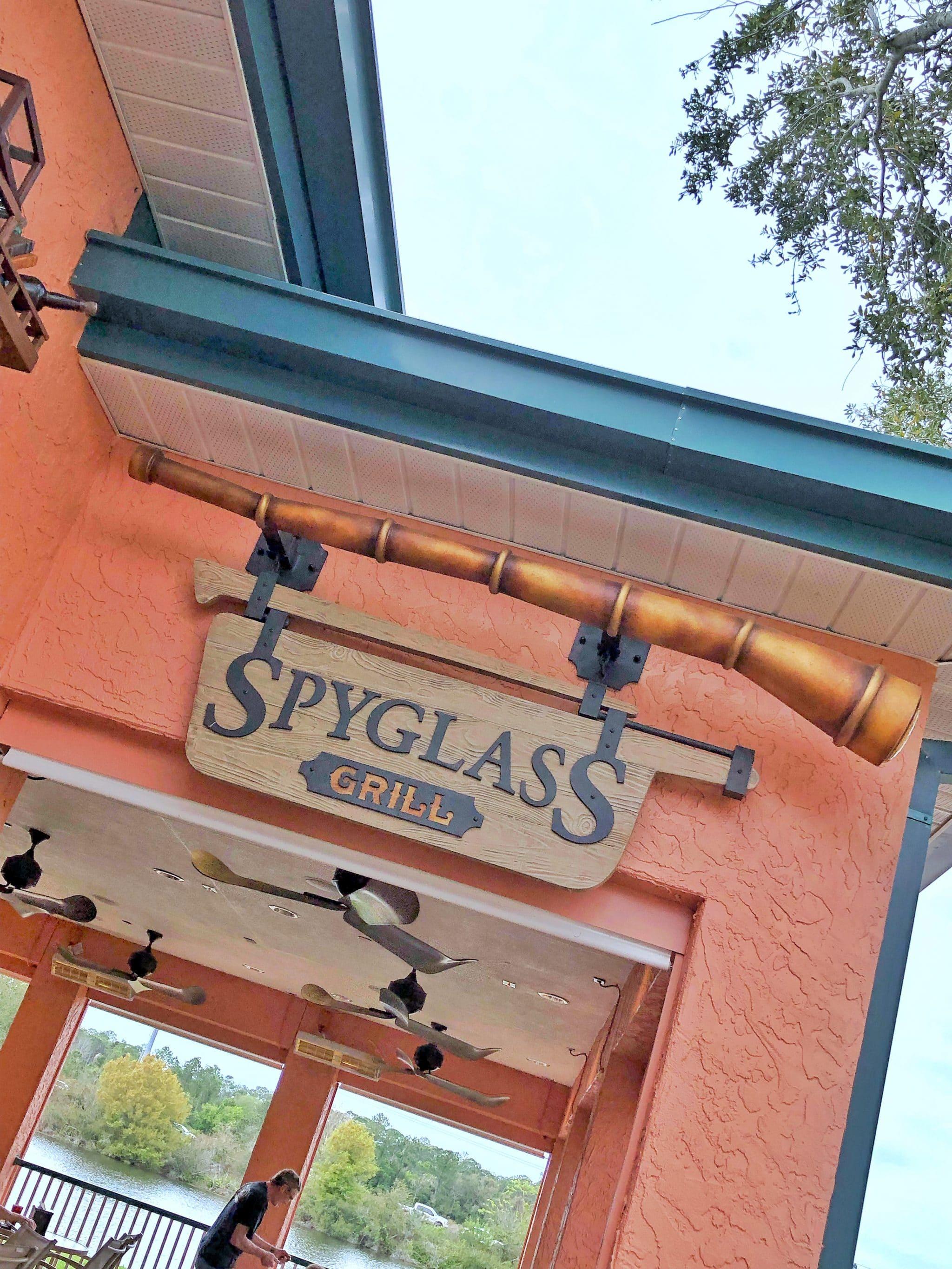 Spyglass Grill at Disney's Caribbean Beach Resort at Walt Disney World
