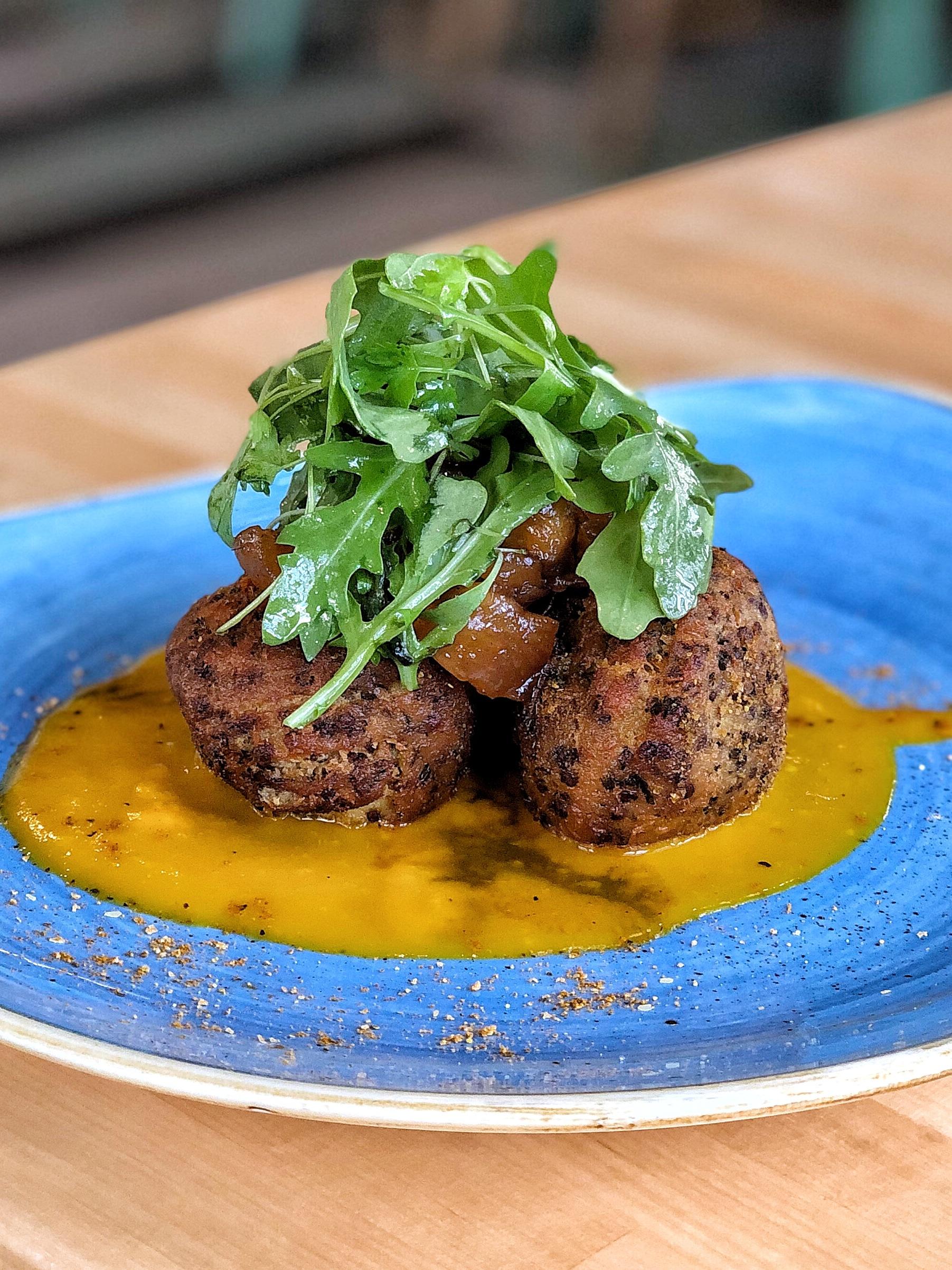 Olivia's Cafe Vegan Review at Disney's Old Key West Resort in Walt Disney World