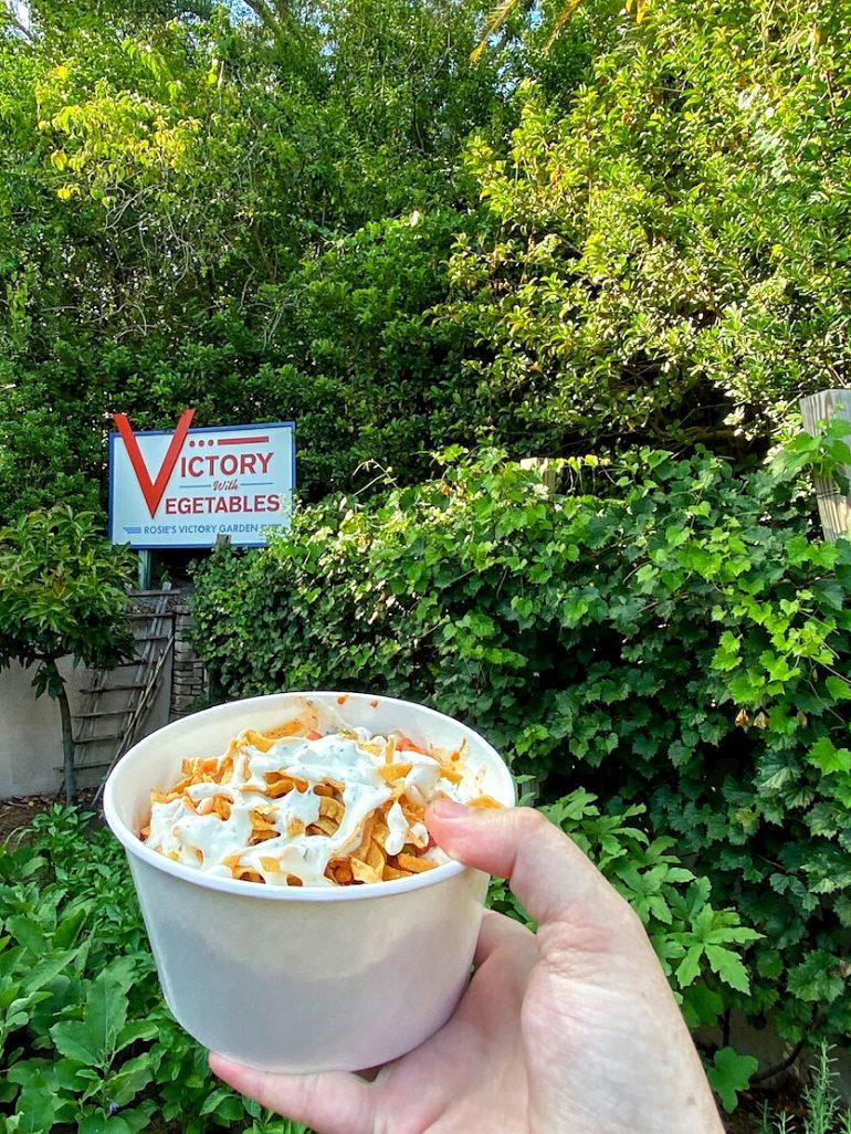Vegan Southwest Bowl at Fairfax Fare in Disney's Hollywood Studios at Walt Disney World