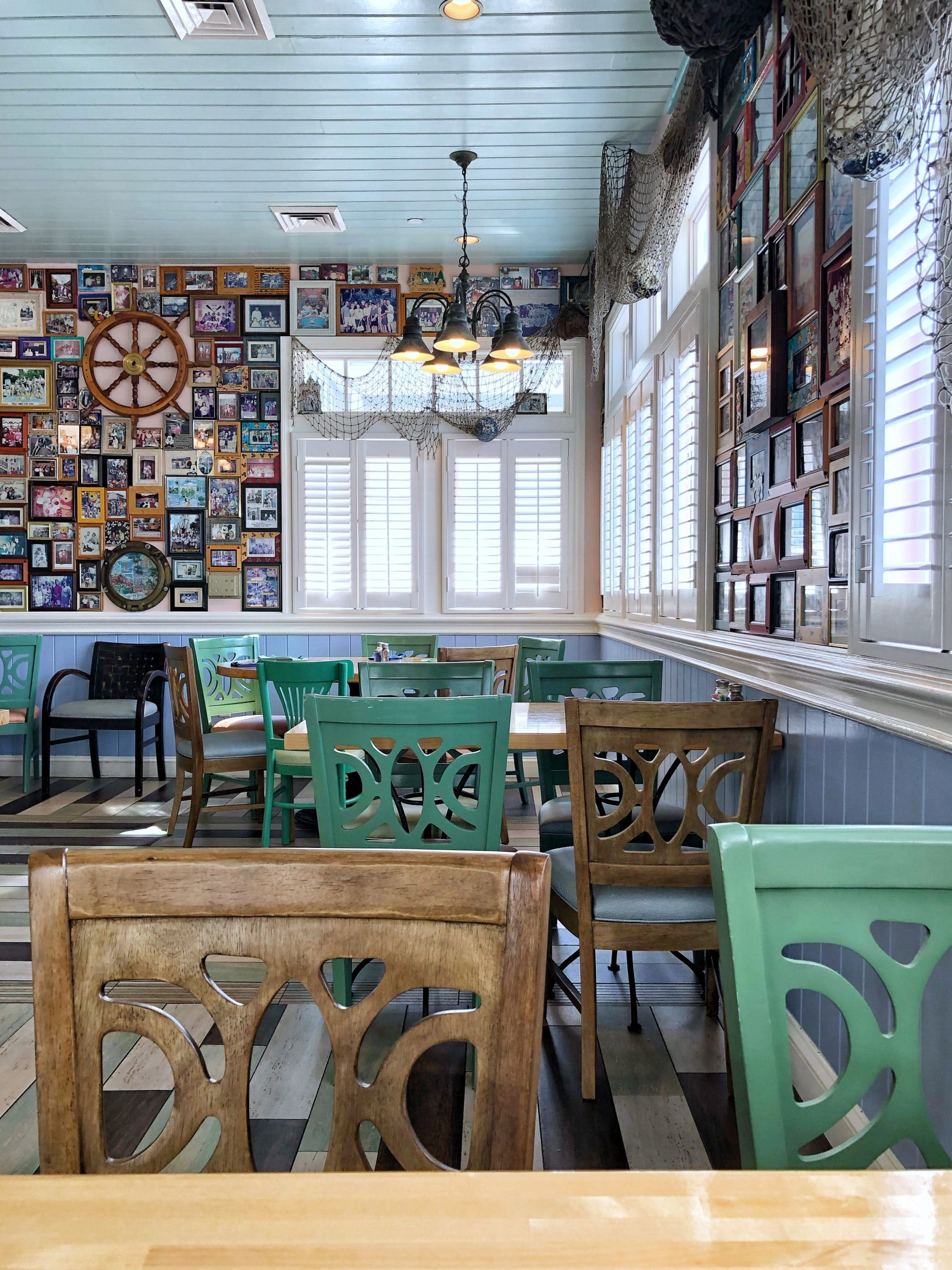 Olivia's Cafe Vegan Review at Disney's Old Key West Resort in Walt Disney World