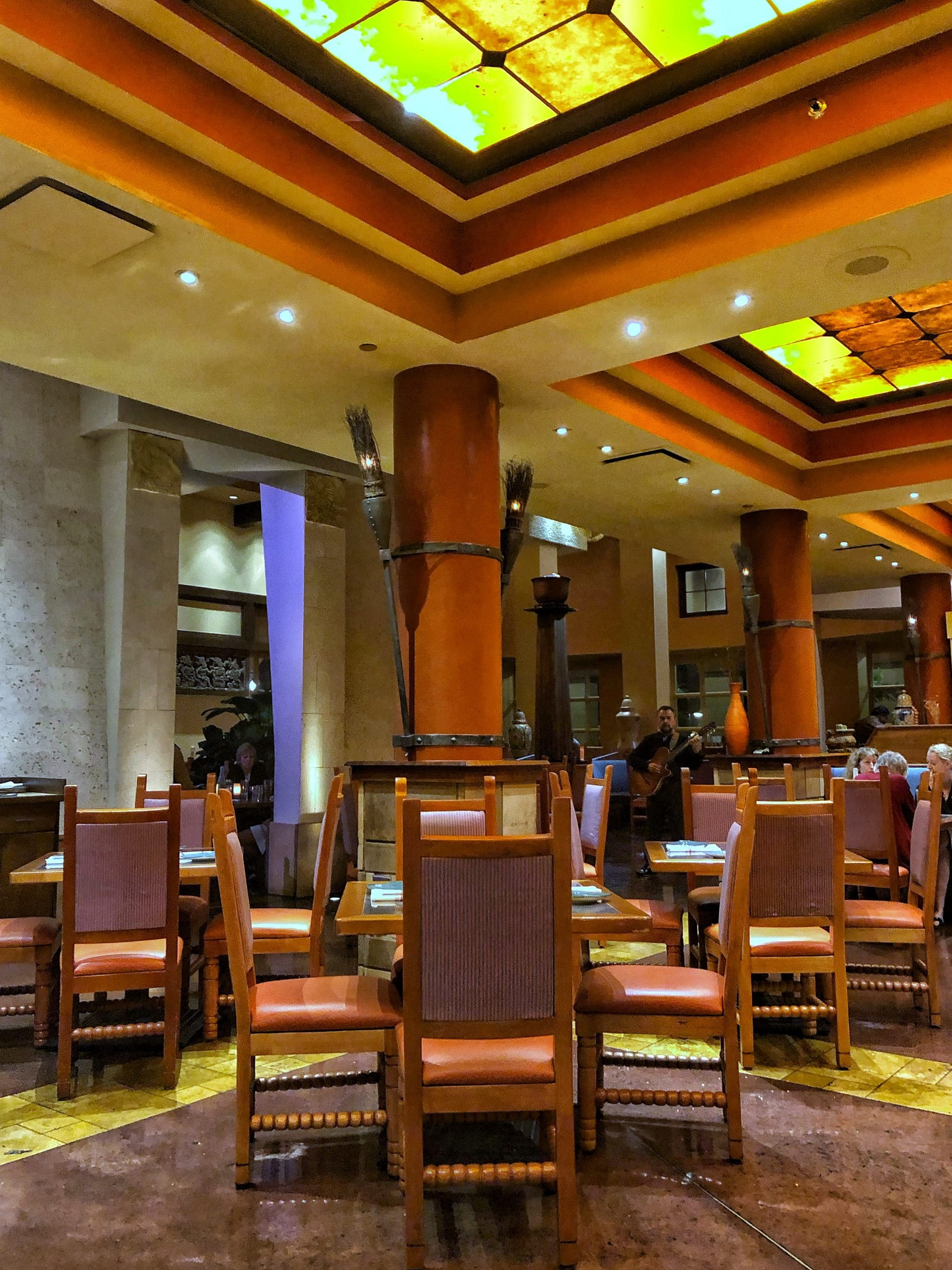 Maya Grill Vegan Dinner Review at Disney's Coronado Springs Resort in Walt Disney World