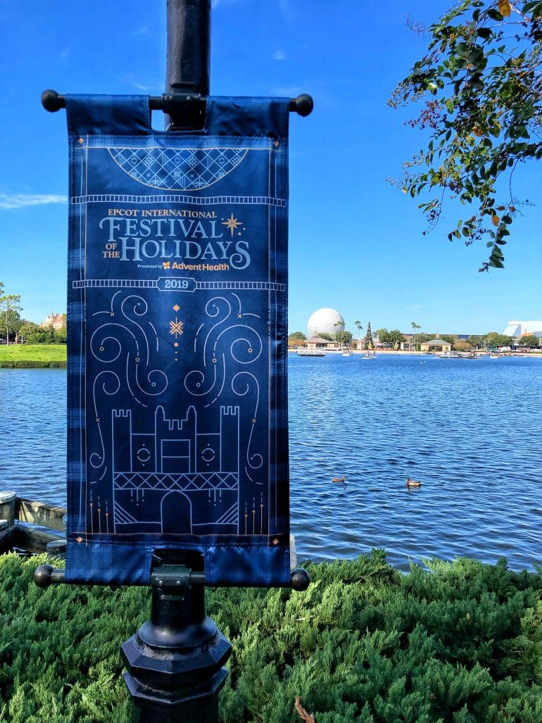 What's Vegan at the Epcot International Festival of the Holidays in Walt Disney World?